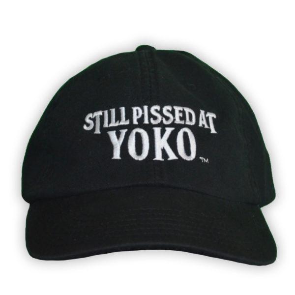 Still Pissed at Yoko hat